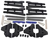 TRAXXAS STAMPEDE 4X4 - XL-5 FRONT AND REAR SUSPENSION ARMS 3655X 3641 6834 6823 6732 6733 2669