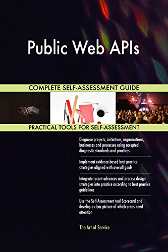 Public Web APIs Toolkit: best-practice templates, step-by-step work plans and maturity diagnostics