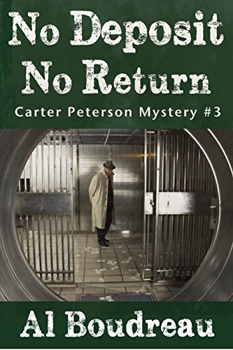 Download PDF No Deposit No Return - Carter Peterson Mystery Series Book 3