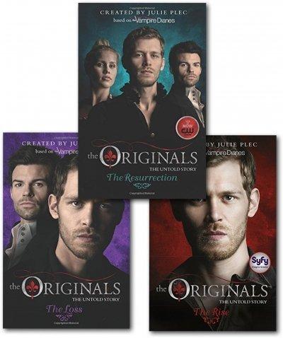Julie Plec The Originals Series Collection 3 Books Set