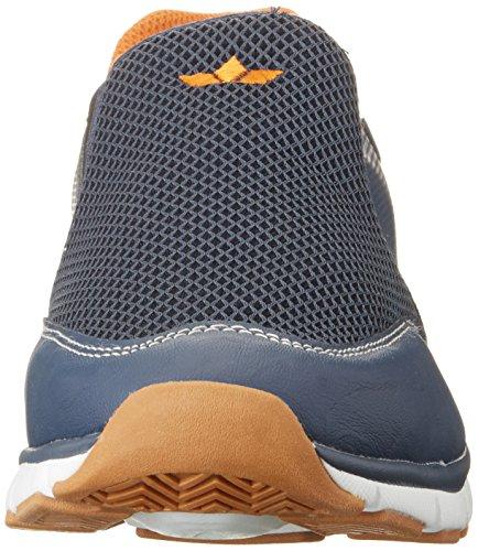 Lico James, Mocasines para Hombre Blau (Marine/Orange)