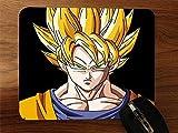 Super Saiyan Goku Desktop Mouse Pad