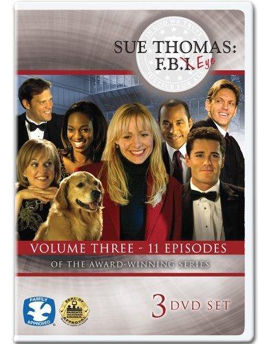 Sue Thomas F.B.Eye Volume 3