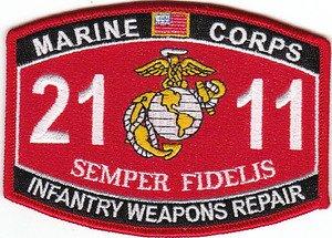 Amazon.com: Marine Corps 2111 Infantry Weapons Repair - Armorer ...