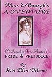 Book cover image for Miss de Bourgh's Adventure: A sequel to Jane Austen's Pride & Prejudice