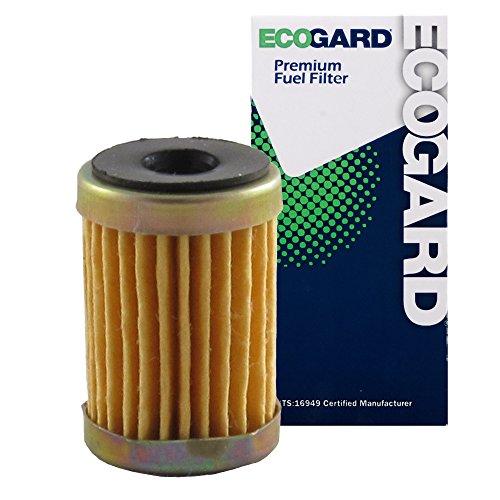 ECOGARD XF10157 Engine Fuel Filter - Premium Replacement Fits Chevrolet Chevelle, Camaro, P30, G10, Nova, El Camino, Monte Carlo, C10, P10, Impala, C20, Corvette, G30, K10, Caprice, K20, C10 - Air P30 Chevrolet