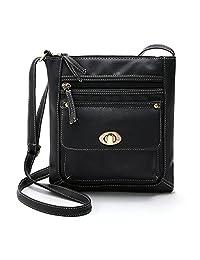Tibes Casual Shoulder Strap Purse Women Corssbody Bag