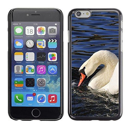 "Premio Sottile Slim Cassa Custodia Case Cover Shell // V00003895 cygne // Apple iPhone 6 6S 6G 4.7"""