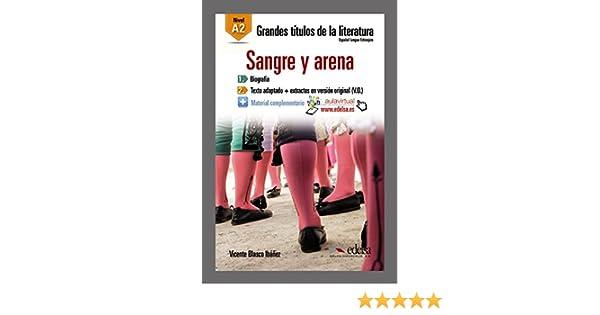 Grandes Titulos de la Literatura: Sangre y arena (A2 ...