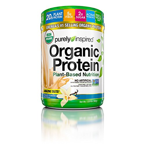 Purely Inspired Organic Protein Vanilla product image