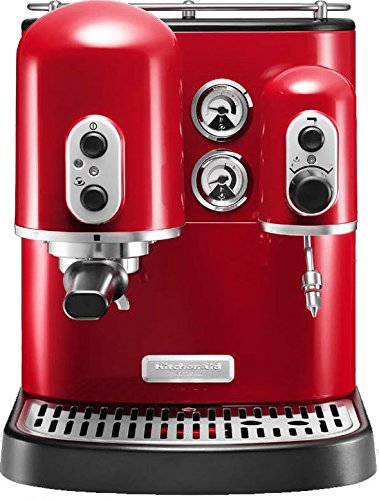 KitchenAid 5KPES100 Independiente Manual Máquina espresso 1tazas ...