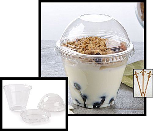 yogurt parfait plastic - 2