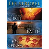 The Lee Strobel 3-Disc Film Collection: The Case for Christ / The Case for Faith / The Case for a Creator