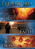 Buy The Lee Strobel 3-Disc Film Collection: The Case for Christ / The Case for Faith / The Case for a Creator