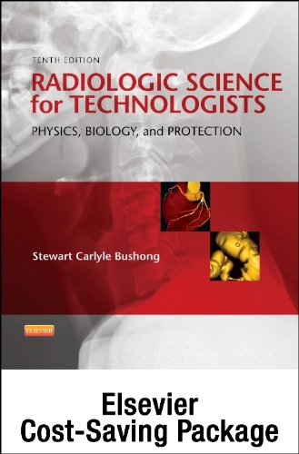 Mosby's Radiography Online: Radiologic Science for Technologists (Access Code, Textbook, and Workbook Package), 10e
