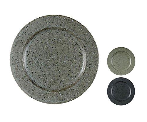 HAKKU Hair Iron Bitz Dessert Plate Green, Medium, Clear