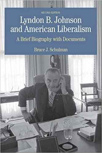 Descargar Lyndon B. Johnson And American Liberalism: A Brief Biography With Documents PDF