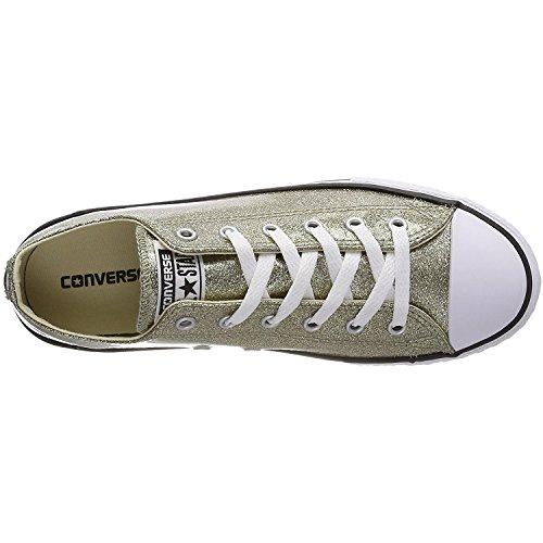 Converse Ctas OX, Zapatillas Unisex Niños Gold