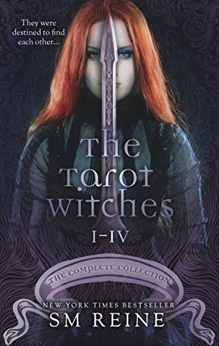 The Tarot Witches Complete Collection: Caged Wolf, Forbidden Witches, Winter Court, and Summer Court by [Reine, SM]