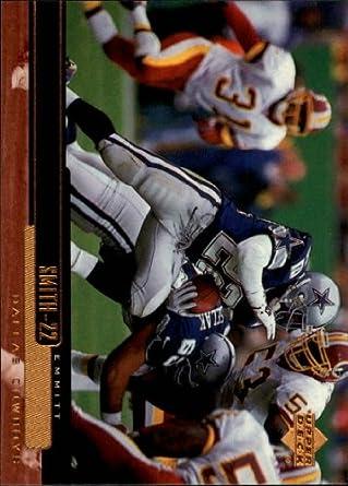 26c07636cb2b Amazon.com  1999 Upper Deck Football Card  59 Emmitt Smith Near Mint Mint   Collectibles   Fine Art