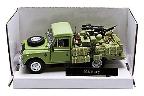 Hobby e collezionismo Oxford 76LAN2009 Land Rover Series II Trattore bronzo verde modellino in scala 1:76