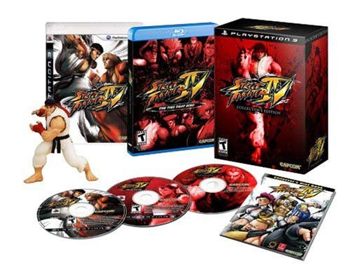 Street Fighter 4 Ryu Costumes (Street Fighter IV Collector's Edition - Playstation 3)
