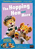 Between the Lions: Hopping Hen and More (The Popcorn Popper / To the Ship! To the Ship! / Farmer Ken's Puzzle)