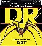 DR Strings DDT-10/60 Nickel Plated Electric Guitar Strings, Custom