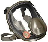 3m 6000 series full face - 6000 Series Full Facepiece Respirator Size: Large