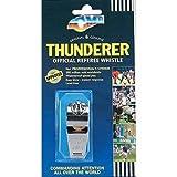 Acme Brass Thunderer Large Referee Whistles - 1 Dozen
