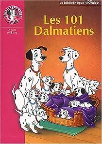 Les 101 dalmatiens par Disney