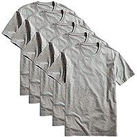Kit com 5 Camisetas Básicas Masculina Algodão T-Shirt Tee