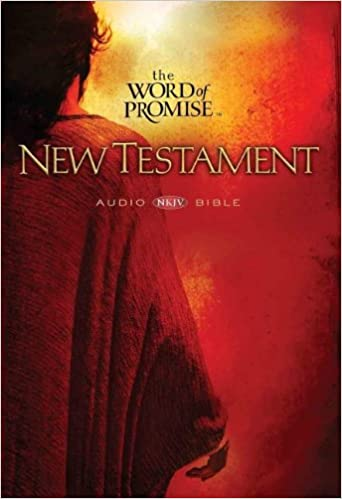 The Word of Promise: New Testament Audio Bible: Thomas