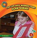 Plan Ahead!, Katie Marsico, 1610804368