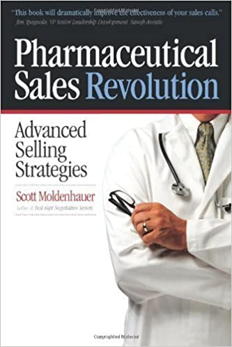 Book Pharmaceutical Sales Revolution by Scott Moldenhauer (2009-05-25)
