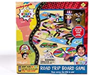 Far Out Toys Ryan's World Road Trip Board Game from