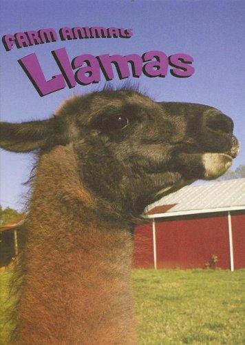 Read Online Llamas (Farm Animals) pdf