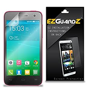 (3-Pack) EZGuardZ Screen Protector for Alcatel OneTouch Pop S3 (Ultra Clear)