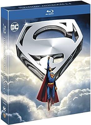 Pack Superman Blu-Ray [Blu-ray]: Amazon.es: Christopher Reeve ...