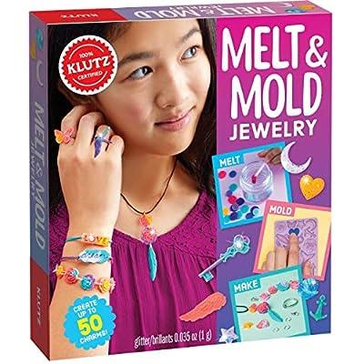 Klutz Melt & Mold Jewelry Craft Kit: Klutz: Toys & Games