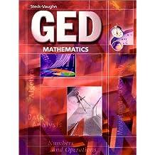 GED Mathematics (Steck-Vaughn Ged Series)