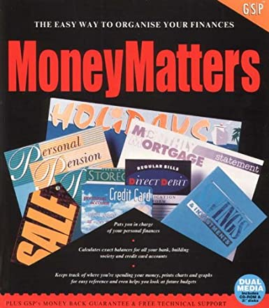 Money matters v2: amazon. Co. Uk: software.