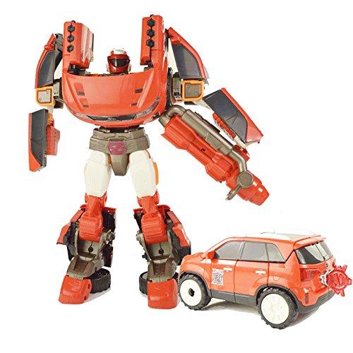 Tobot Aventure Z transformateur Robot transformer voiture figurine Corée TV Animation