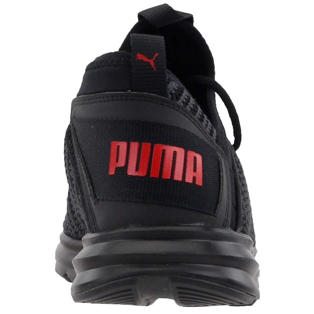 PUMA Men's Enzo Peak Sneaker, fig Black