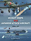 US Navy Ships vs Japanese Attack