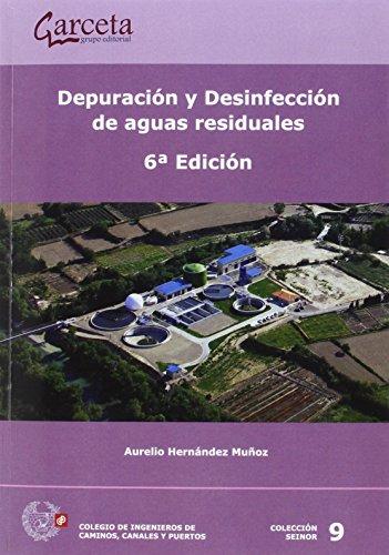 DEPURACION Y DESIFECCION AGUAS RESIDUALES