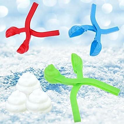 Amazon.com: GreenSun TM caca nieve de invierno nieve arcilla ...