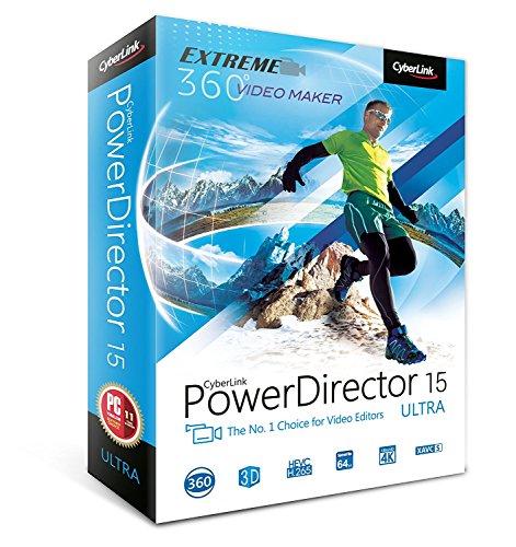 Cyberlink PowerDirector 15 Ultra Wins 10 / Wins 7 / Wins 8...