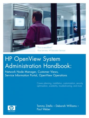 Node Communications Server (HP OpenView System Administration Handbook: Network Node Manager, Customer Views, Service Information Portal, OpenView Operations)