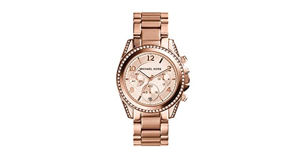 97de1f820725 Michael Kors Casual Watch Analog Display for Women MK5263  Michael Kors   Amazon.ae